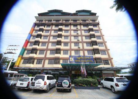 Shwe Htee Hotel Mandalay