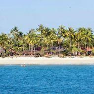 Ngwe Saung Beach (Silver Beach)